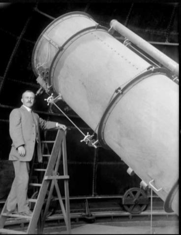 The Crossley Telescope