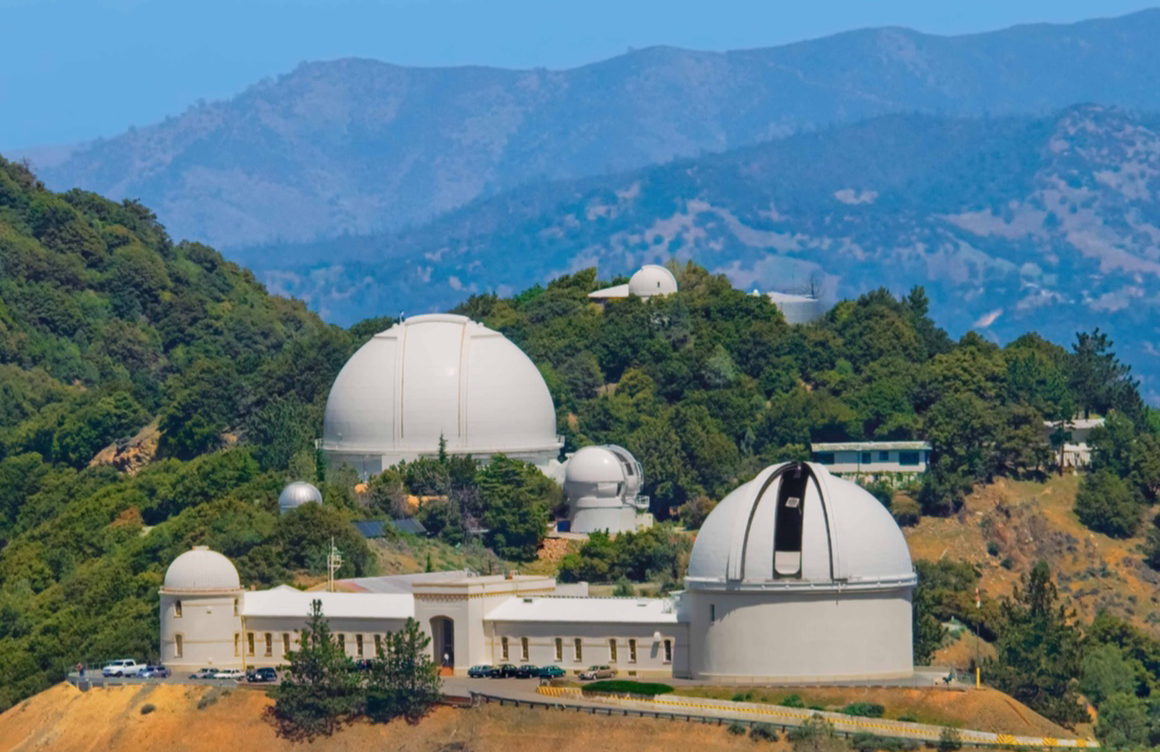 The First Mountaintop Observatory