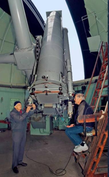 Carnegie 20-inch Dual Astrograph