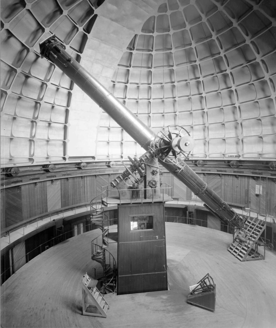 Telescope Tombstone