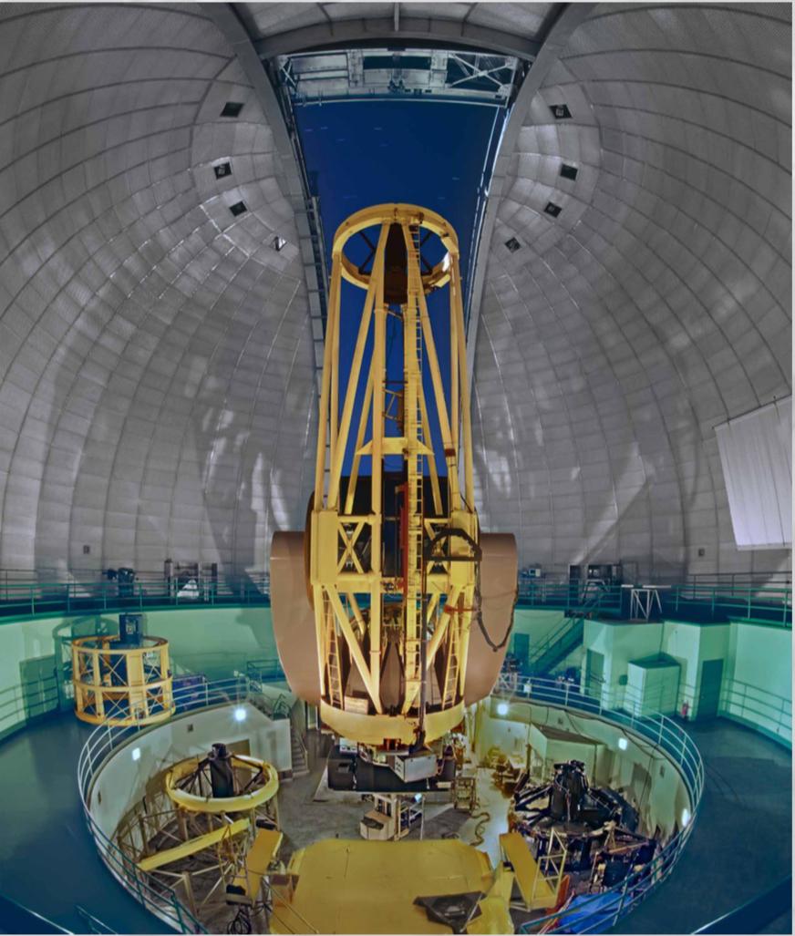 The Shane Telescope